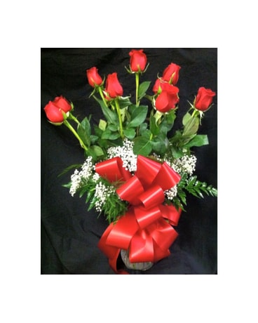 A Dozen Red Roses