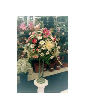 Wedding centerpieces delivery brooklyn ny enchanted florist junglespirit Choice Image