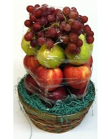Fruit Food Baskets Delivery Cleveland Oh Orbans Fruit Flowers