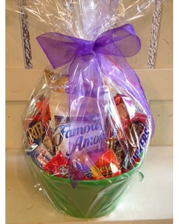 Candy & Snack Baskets