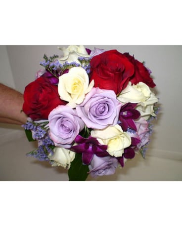 Romantic Memories Bouquet