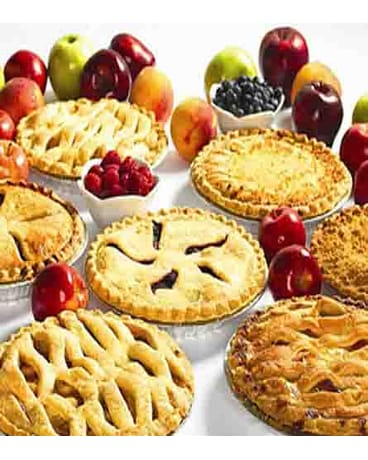 Pecan & Fruit Pies