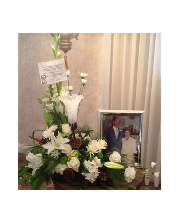 sympathy keepsake lamps all whites in avon oh the hen n the ivy