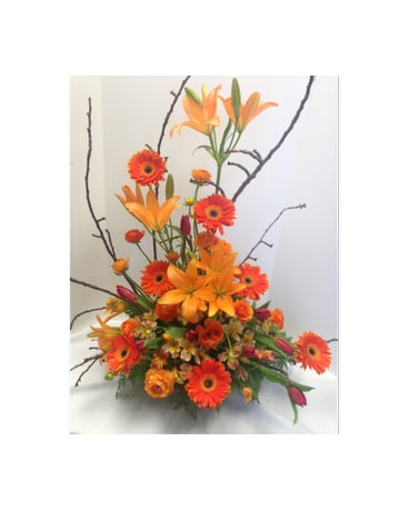 Custom Floral Arrangement (SFD-089)