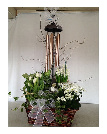 Windchime 30 With Plants (Windchime with plants)