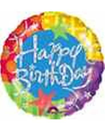 Quick View Happy Birthday Balloon