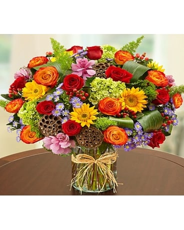 Modern flowers delivery silver spring md colesville floral design quick view garden grandeur for fall mightylinksfo