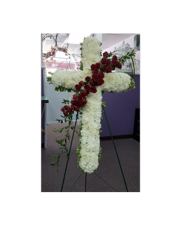 Sympathy Cross With Cluster