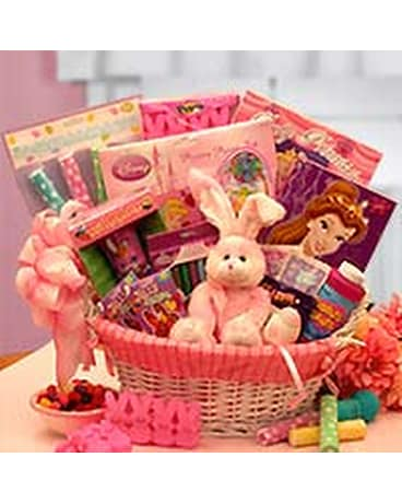 Little Princess Disney Basket