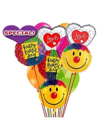 Super Birthday Bouquet, Choose A Size