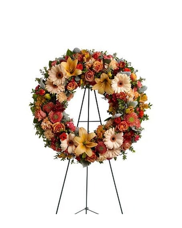 Memorial Wreaths Flowers Delivery Blue Springs Mo Village Gardens