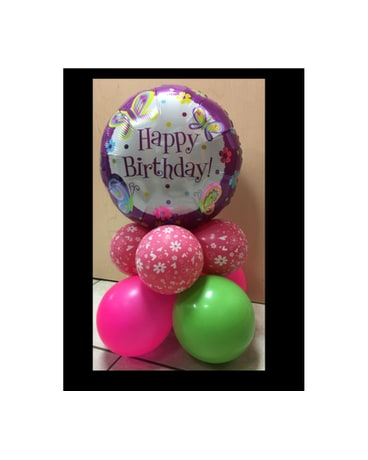 Quick View Mylar Balloon Topper