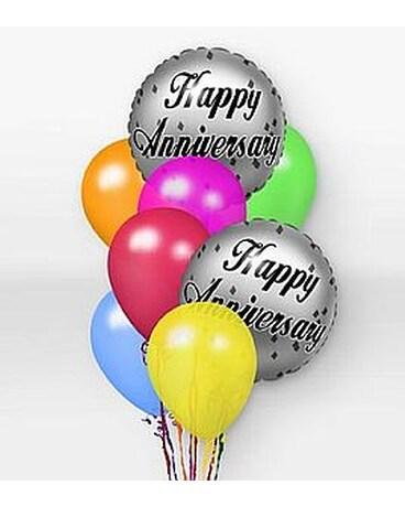 Quick View Anniversary Balloon Bouquet