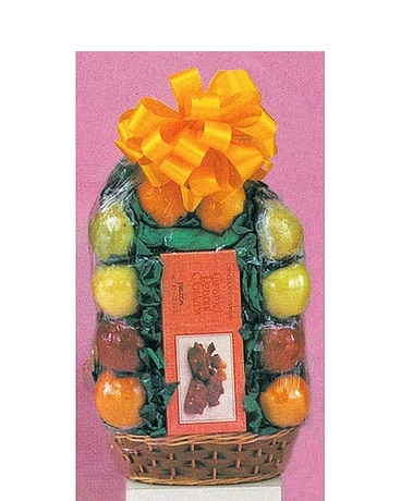 Fruit And Goody Basket