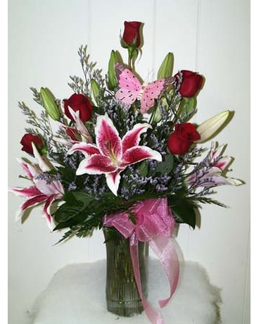 Quick view Lillies & Roses