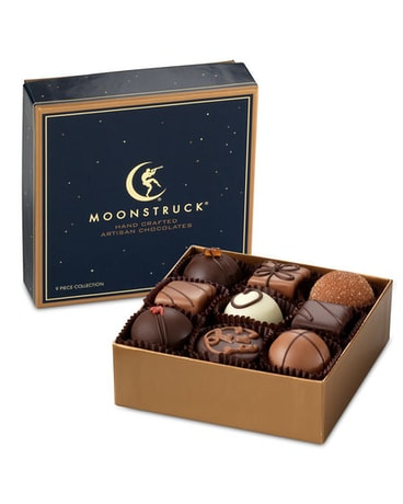 Moonstuck Chocolate Truffles 9-pc