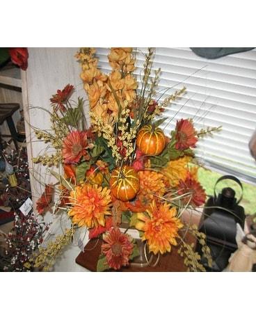 Silk arrangement in oakland city in sues flowers gifts silk arrangement mightylinksfo