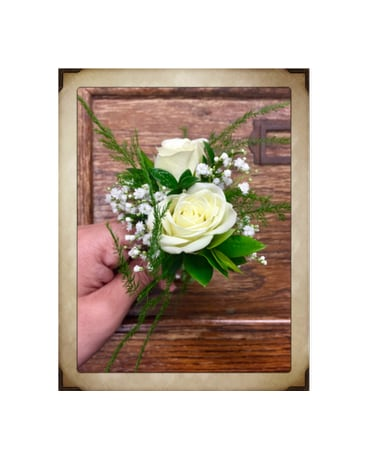 2 Baby Rose Boutonnière
