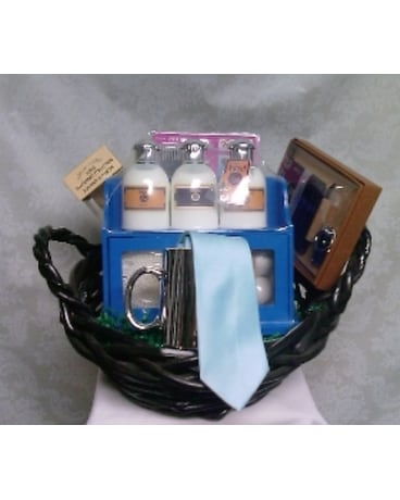 Man's Gift Basket 3