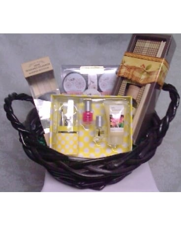 Lady's Gift Basket 4