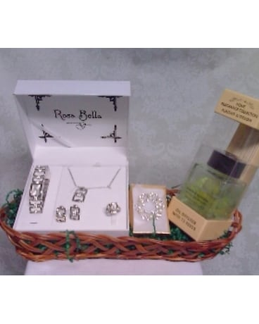 Gift Basket Lady's 5