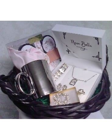 Lady's Gift Basket 6