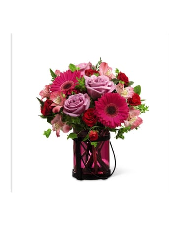 The Pink Exuberance Bouquet