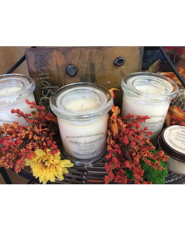 Homemade Soy Candles in Vero Beach FL - Artistic First Florist