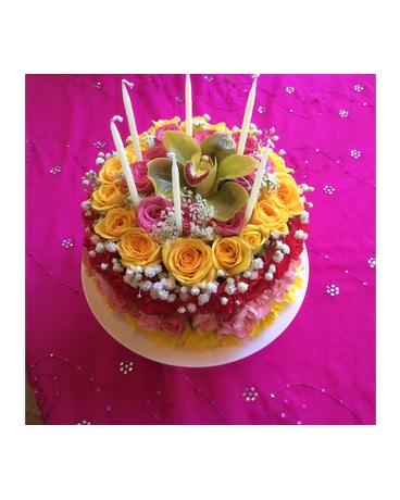 Fantastic Custom Birthday Cake In Vero Beach Fl Artistic First Florist Birthday Cards Printable Opercafe Filternl