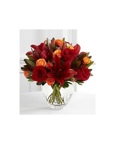 The FTD® Autumn Splendor® Flower Bouquet by Vera W