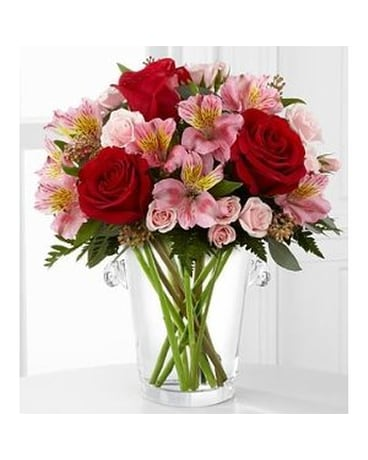 The FTD® Graceful Wishes™ Flower Bouquet by Vera W