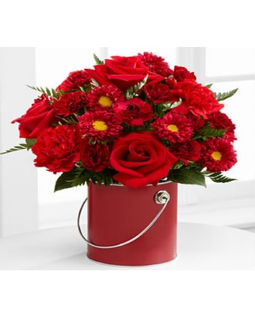 The Color Your Day With Love™ Bouquet by FTD® - VA