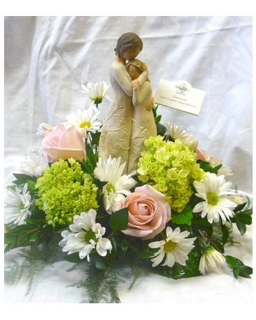 Willow Tree Garden - feminine mix FLOWERS ONLY
