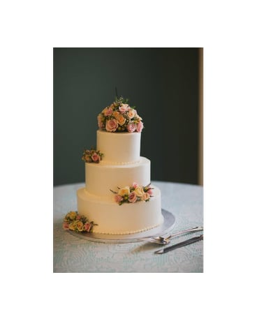 Quick View Cake Flowers