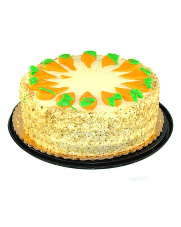 Flavorful Premium Carrot Cake by Bakery Delights