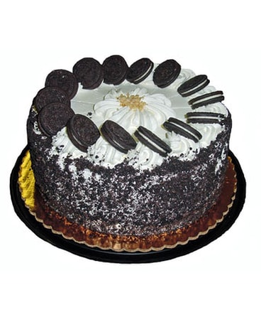 Oreo Cake Or Cheesecake