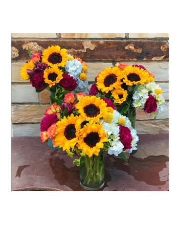 Springdale florist flower delivery by organic creations at country summer harvest mightylinksfo