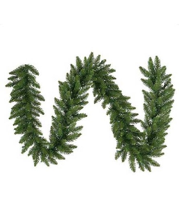 9'' x 14in. Camdon Fir Garland