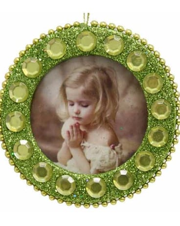 Green Picture Frame Ornament In San Antonio Tx Best Wholesale
