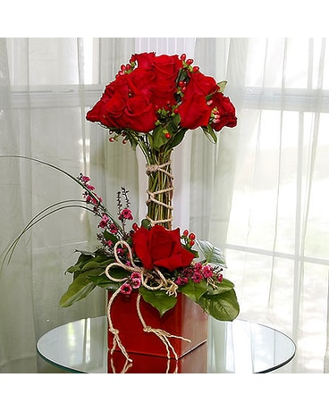 Quick view Red Rose Topiary