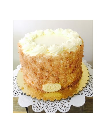 6 inch Carrot Cake