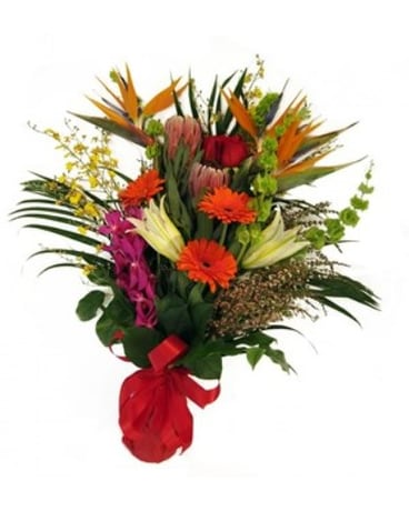 Quick view Maui Cut Flower BouquetBuying exotic flowers, show