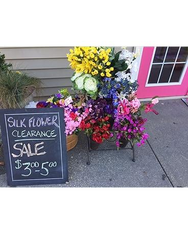 Silk flower clearance in cary nc cary florist description mightylinksfo