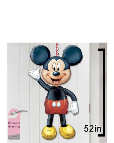 Mickey Mouse Door Balloon