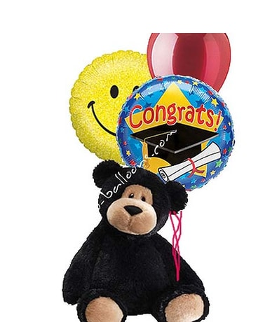 Medium Congratulations Bear 2