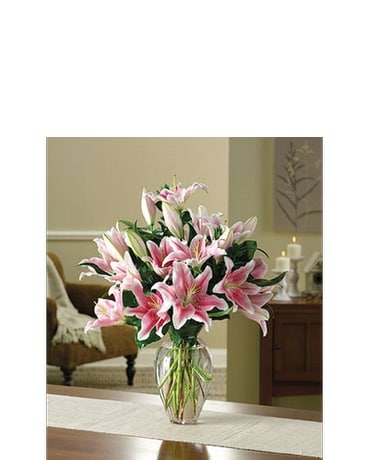 Simply Lovely Lily Bouquet