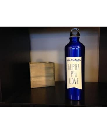 AP Stainless Steel Water Bottle