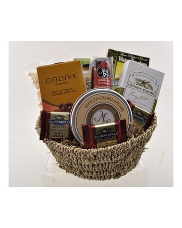 Gourmet Food Basket