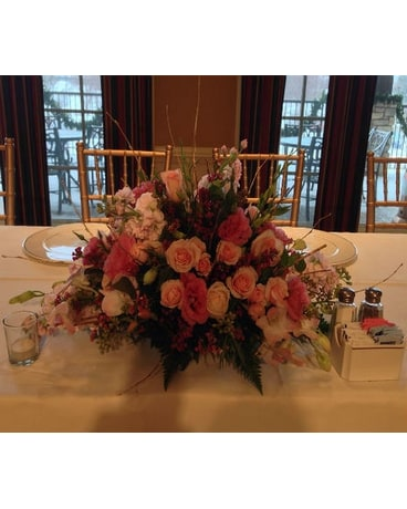 Flowers For The Wedding Reception Delivery Frankfort Il The Flower