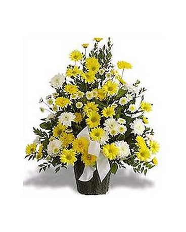 Loving Thoughts Funeral Basket-FREE DELIVERY!